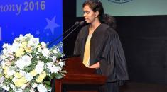 CMA Graduation Ceremony 2016 at BMICH